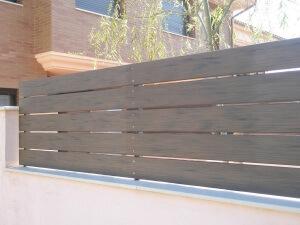 Verjas decorativas mallarapid mallas electrosoldadas - Verjas de madera ...