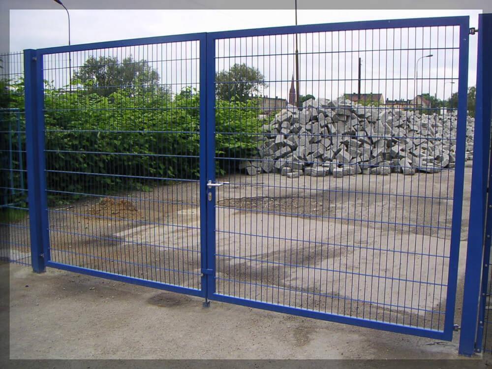 Puertas met licas mallarapid mallas electrosoldadas for Puertas metalicas